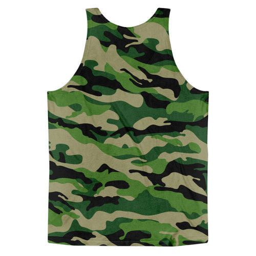 MILITARY FIT ALL OVER CAMO