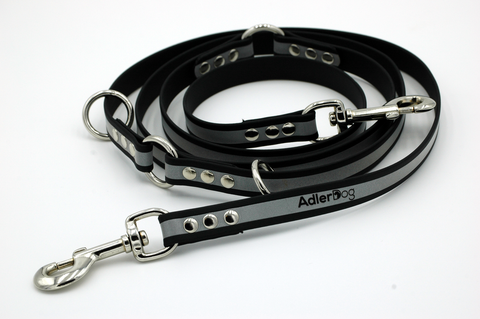 Adler Dog - Adler Hands Free Leash Reflective