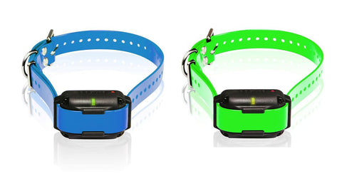 Extra Collar/Receiver for Edge RT - Blue
