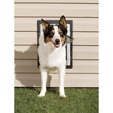 Wall Entry Aluminum Pet Door