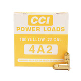 Medium Powerloads -Yellow (70-100 yards)