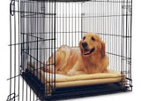 Kuranda Dog Crate Bed - All-Aluminum (Indoor/Outdoor)