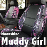 RUFF TUFF  - BUCKET SEAT COVERS WITH POCKETS