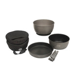 Terra HE 3 pot Cook Set
