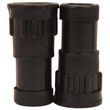 Oarlock Adapter, Pair, Black