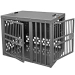 Zinger - Deluxe Series Front/Side Entry Dog Crate