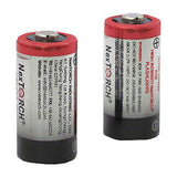 Replacement Batteries 2pk 3 Volt Lithium
