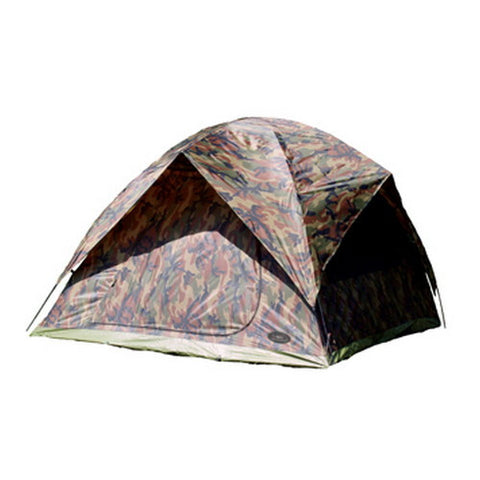 Square Dome Tent Camouflage Headquarters