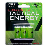 Viridian CR2 Lithium Battery 3 Pack