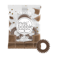 Invisibobble Original Cheat Day-Crazy For Chocalate 香味系列 (朱古力)