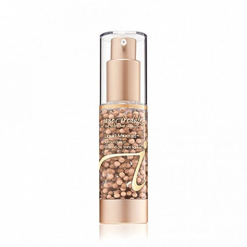 Jane Iredale Liquid Minerals A Foundation 礦物質潤澤慕思