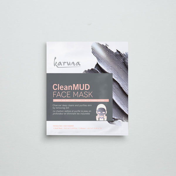 Karuna CleanMud Face Mask 黑炭淨化泥膜