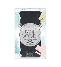 Invisibobble WRAPSTAR snake it off(黑色)