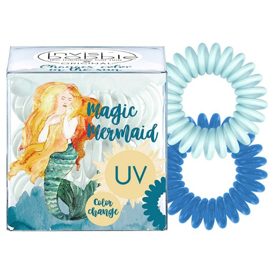 Invisibobble Original Magic Mermaid Ocean Tango 魔法美人魚變色系列 (藍色)