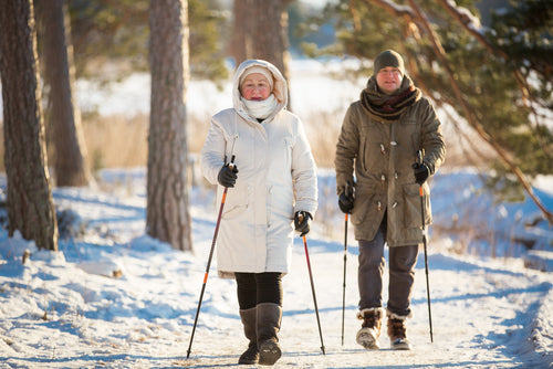 Tips on Overcoming Mobility Difficulties During the Winter
