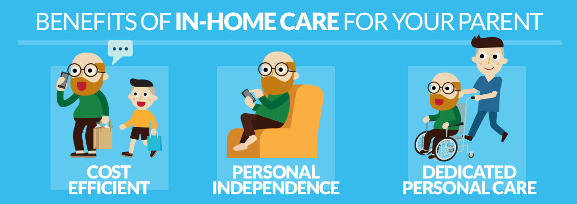 Benefits of In-Home Care for your parent