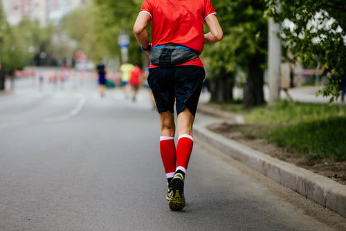 runner-in-red-compression-socks