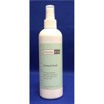 DermaCen Perineal Wash 9oz W/PUMP