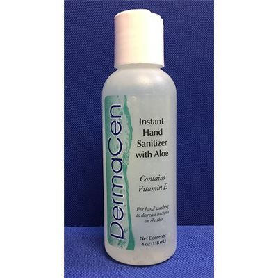 Central Solutions Hand Sanitizer w/Aloe
