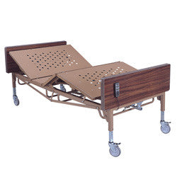 "42"" FULL ELECTRIC BARIATRIC BED"