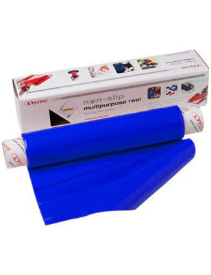 "Dycem non-slip material, roll, 16""x6-1/2 foot, blue"
