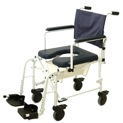 "Invacare Mariner Rehab Shower Chair - 5"" Casters"