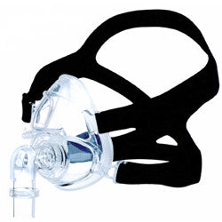 Roscoe Full Face CPAP Mask Large w/Hdgr