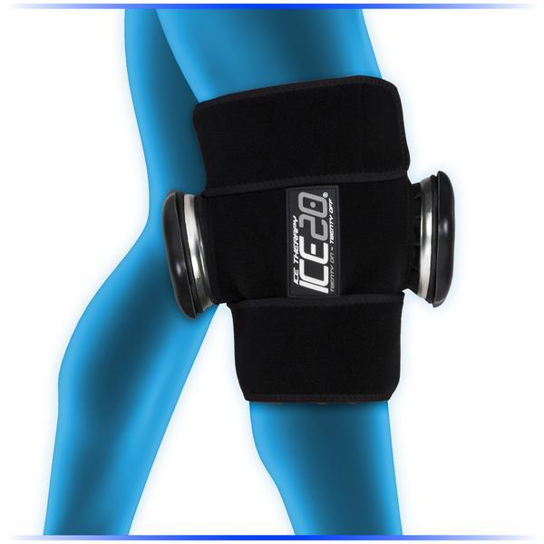 ICE20 Ice Therapy Double Knee Ice Bag
