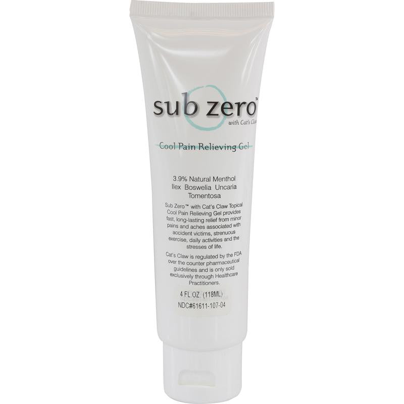 SUBZERO- 4OZ TUBE