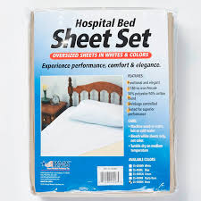 Hospital Bed Sheets Sets