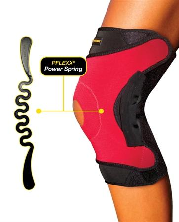 PFLEXX Wraparound Knee Brace Cross Fit Trainer