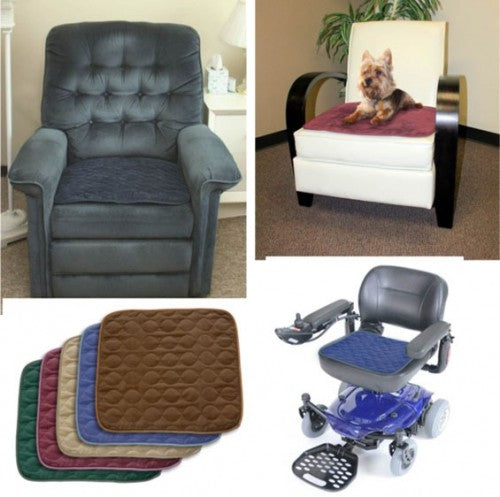 Absorbent Decorative Chair Pads (Washable)