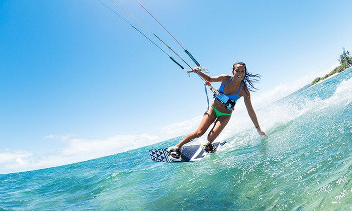 TOP REASONS YOU SHOULD LEARN TO KITE SURF