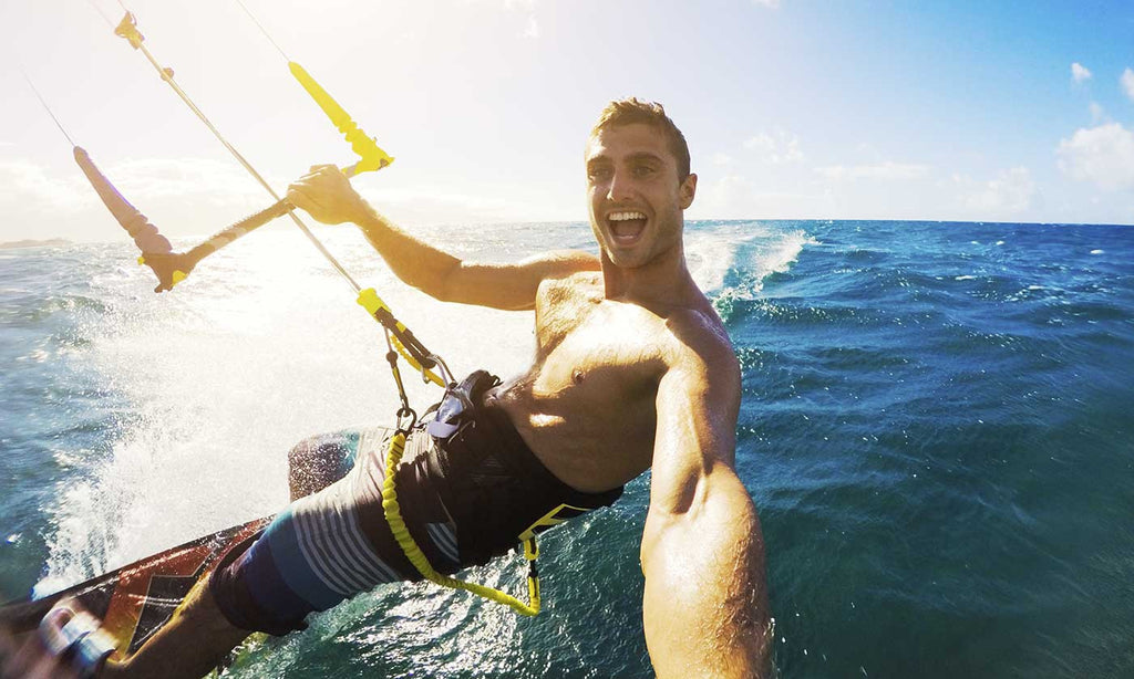TOP FIVE REASONS TO GET KITESURFING LESSON