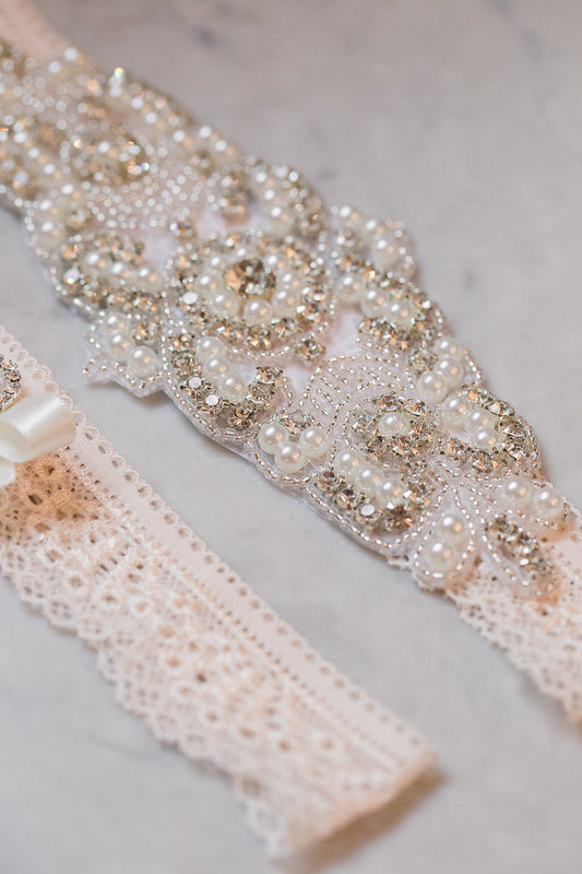 blush pink wedding garter,blush pink wedding lace garter set,crystal wedding garter,luxury garter,luxury wedding,silver blush lace garters, soft pink wedding garter,blush underlay wedding gown,wedding lingerie,bridal boudoir shoot,bridal lingerie,wedding lace, bow garter,,strumpfband,jarretiere mariage,pink wedding garter and bridal accessories australia