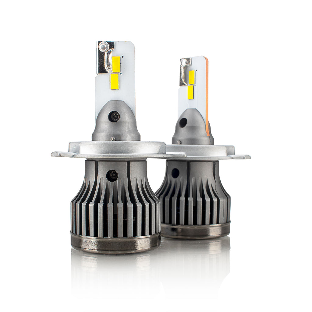 H4 LED Headlight Bulbs 5000K GEMTEK G30 Mini