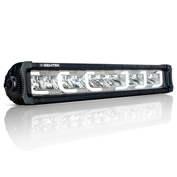 18 Inch LED Light Bar Single Row Osram DRL GT8 Series