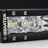 11 Inch 5W Slim LED LIGHT BAR 10 CREE LEDs Single Row GT5
