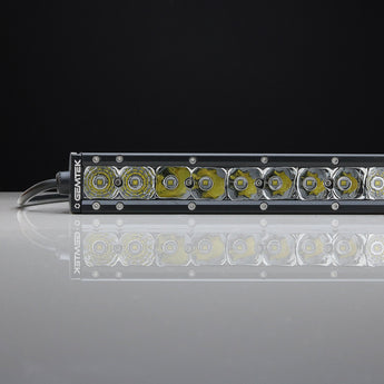 13 Inch 5W Slim LED LIGHT BAR 10 CREE LEDs Single Row GT5