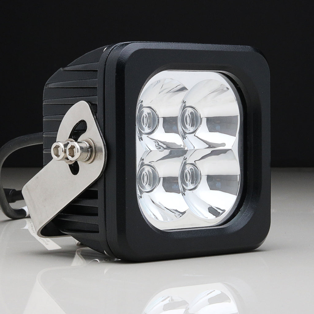 5 Inch 40W Cube LED Work Light Flood