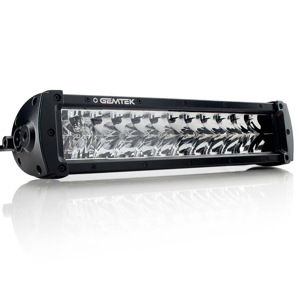 LED Light Bar Double Row GEMTEK 14 Inch