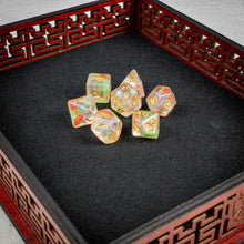 Load image into Gallery viewer, Candy Concussion Dice set- Free US shipping! - Tabletop Artisans