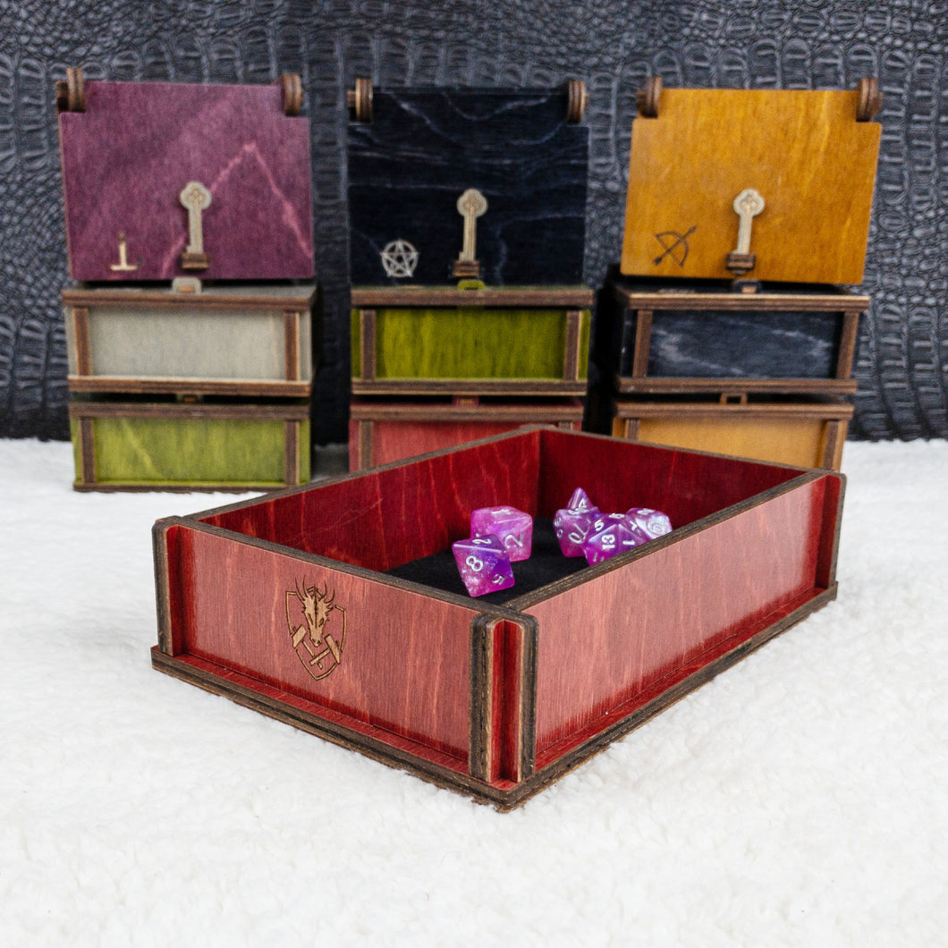 Dice Tray - Tabletop Artisans