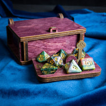 Load image into Gallery viewer, Dice Tray and 2 Lockboxes Kit - Tabletop Artisans