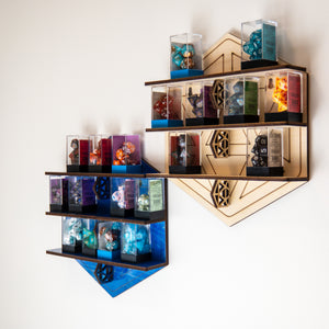 Multipurpose Dice shelf- Free US Shipping! - Tabletop Artisans