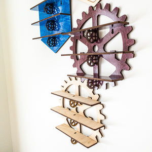 Dice and Minis Gear shelf, hang & stand -Free US shipping! - Tabletop Artisans