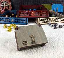 Load image into Gallery viewer, The Lockbox - Dice Box - Tabletop Artisans