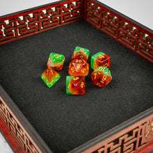 Load image into Gallery viewer, Watermelon Dice Set- Free US shipping! - Tabletop Artisans