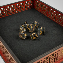 Load image into Gallery viewer, Ink in Water Dice Set- Free US shipping! - Tabletop Artisans