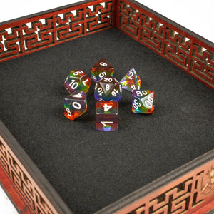 Prism Dice Set- Free US shipping! - Tabletop Artisans